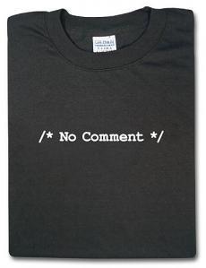 no-comment